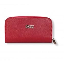 Lux by Dessi PT1 női pénztárca piros
