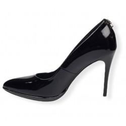 Lux by Dessi P-9103-P női cipő fekete lakk